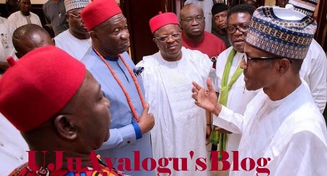 I Love Igbo People… I Don't Hate Them – President Buhari