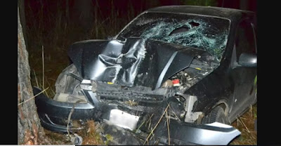 Cantor sertanejo morre em grave acidente de carro em Santa Catarina