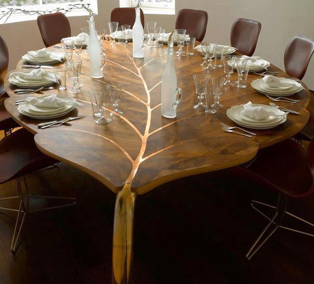 drveni stol - slike