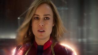 Captain Marvel 2019 Hindi