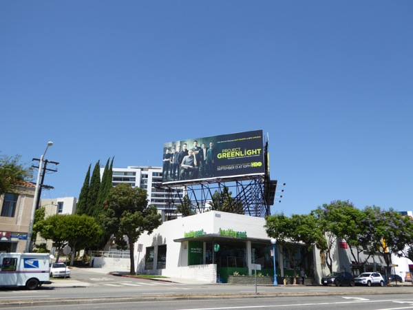 Project Greenlight season 4 billboard
