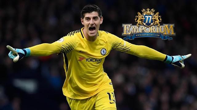 Conte Berpesan Kepada Chelsea, Jangan Kehilangan Courtios.