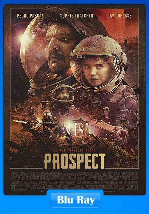 Prospect 2018 720p BluRay x264 | 480p 300MB | 100MB HEVC Poster