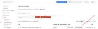 submit url google terbaru