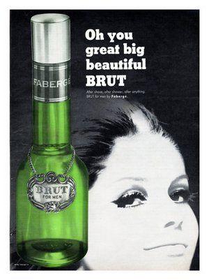 Brut for men