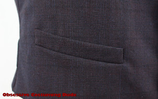 """11th Doctor """"anniversary"""" waistcoat sewing pattern"""