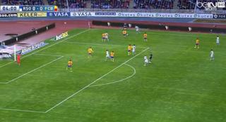 اهداف مباراة ريال سوسييداد وبرشلونة 1-0 لدوري الإسباني 9-4-2016 على الجوال و يوتيوب