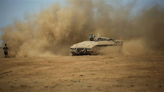 Israel threatens to launch incursion into Syria