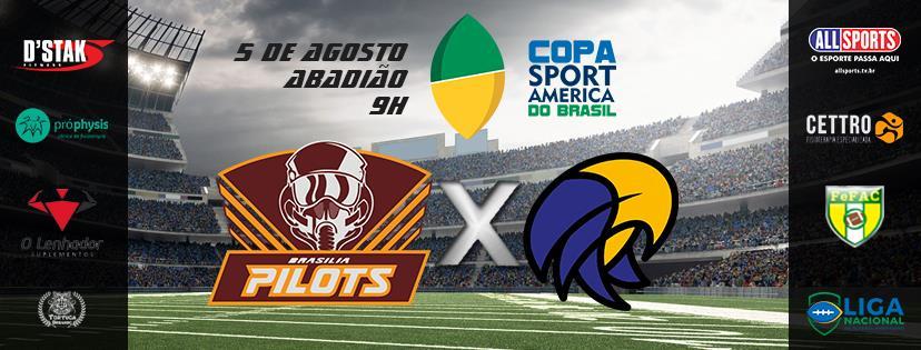 ea8af82b22 Overtime do F.A  2º Jogo da Copa Sport América de Futebol Americano ...