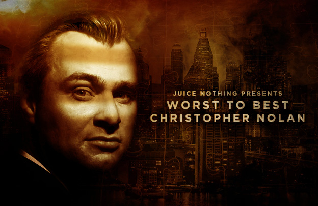 Worst to Best: Christopher Nolan