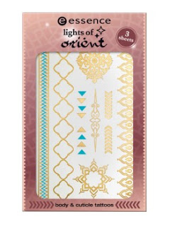 ESSENCE - Lights of Orient - Body & Cuticle Tattoos