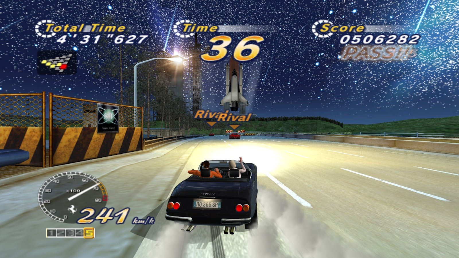 Outrun 2006 Coast 2 Coast game english