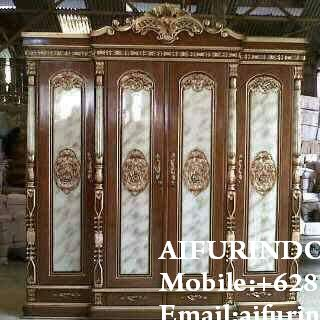 Interior classic furniture,classic French Indonesia furniture,sell classic furniture, antique mahogany furniture