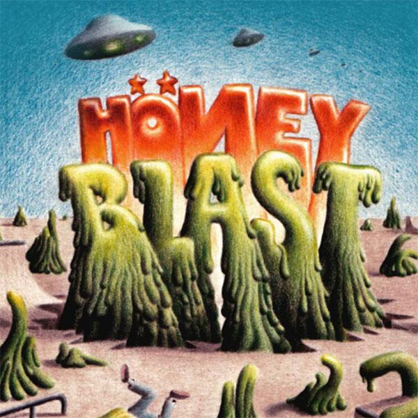 "Höney post video for new song ""Blast"""