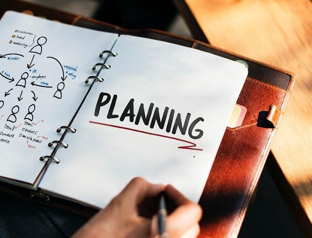 Menulis Rencana Bisnis? Lakukan 5 Hal Pertama Ini
