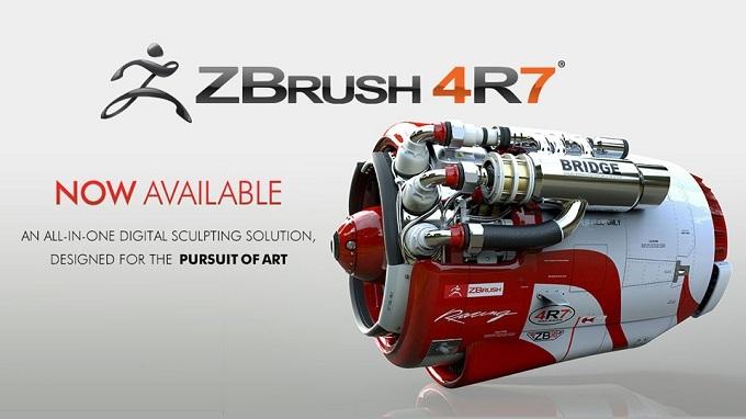 4R7 CRACK GRATUIT TÉLÉCHARGER ZBRUSH