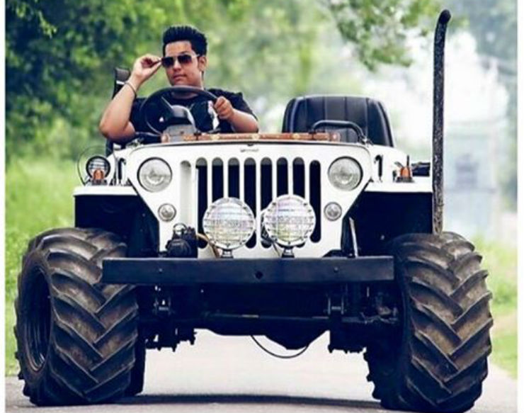 Crazy Cool Low Rider Jeeps Of India Motoauto Best