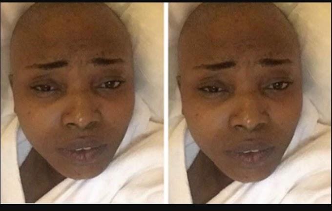 Ebira Born Nollywood Actress, Halima Abubakar Illness, What We Know So Far - She Needs Our Prayer.