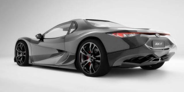 2018 Mazda RX9 Concept