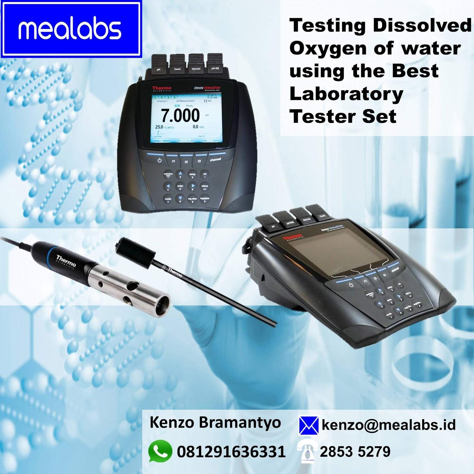 Jual Dissolved Oxygen meter