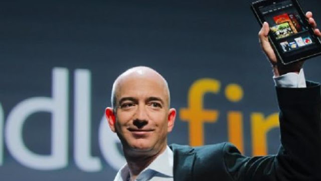 Jeff Bezos Amazon Founder and 3rd RICHEST People on Earth