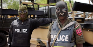 NNPC team, policemen guarding oil burglars in gun battle in Lagos