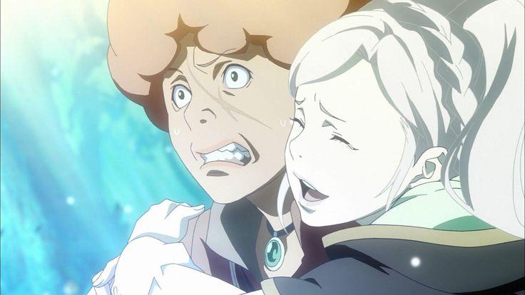 Shingeki No Bahamut Genesis Di Rekomendasi Anime Action