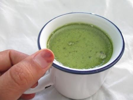 ALLURE - Japanese Green Tea Latte