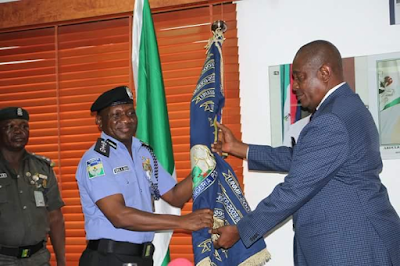 . Solomon E. Arase FDC, NPM (rtd) AND  Ibrahim K. Idris