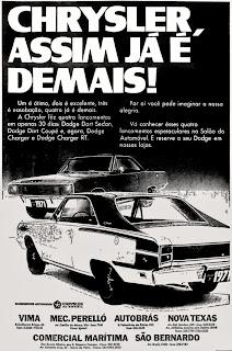 propaganda de carros anos 70; história década de 70; Brazil in the 70s; reclame anos 70; Oswaldo Hernandez;