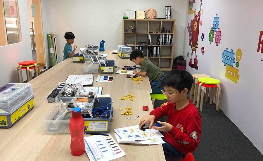 Kursus Robotik / Programming Di Selangor
