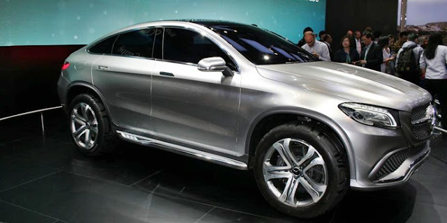 2017 Mercedes Benz MLC Class SUV Review, Price, Pictures
