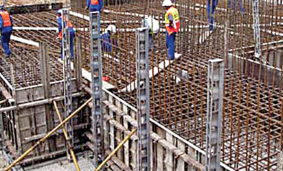 Bokissonthrone news don 39 t build your house without for Types of foundation in building construction