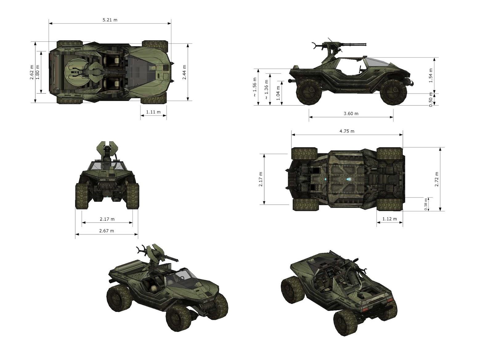Warthog Halo Drawing Pixshark Galleries