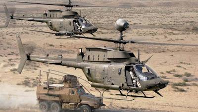Tι αλλάζει σε Αιγαίο και Θράκη η μαζική απόκτηση των OH-58D Kiowa Warrior - Πώς αντιδρούν Τουρκία και... Γερμανία