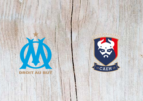 Marseille vs Caen - Highlights 07 October 2018