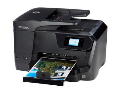 HP OfficeJet Pro 8710 All-in-One Printer series - Free Download Driver