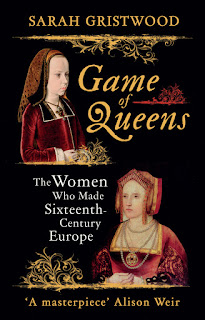 Game of Queens - Sarah Gristwood [kindle] [mobi]