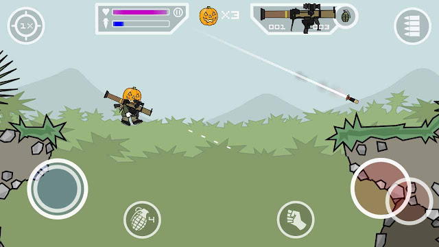 cheat game mini militia 2 terbaru gratis