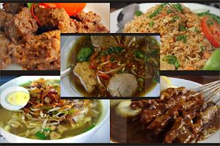 5 Makanan Paling Enak Di Indonesia