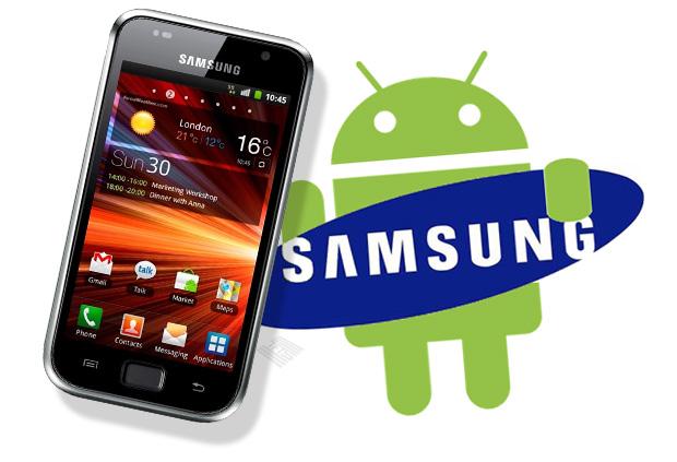 Logo Samsung Android