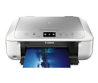 Canon PIXMA MG6853 Setup & Driver Download