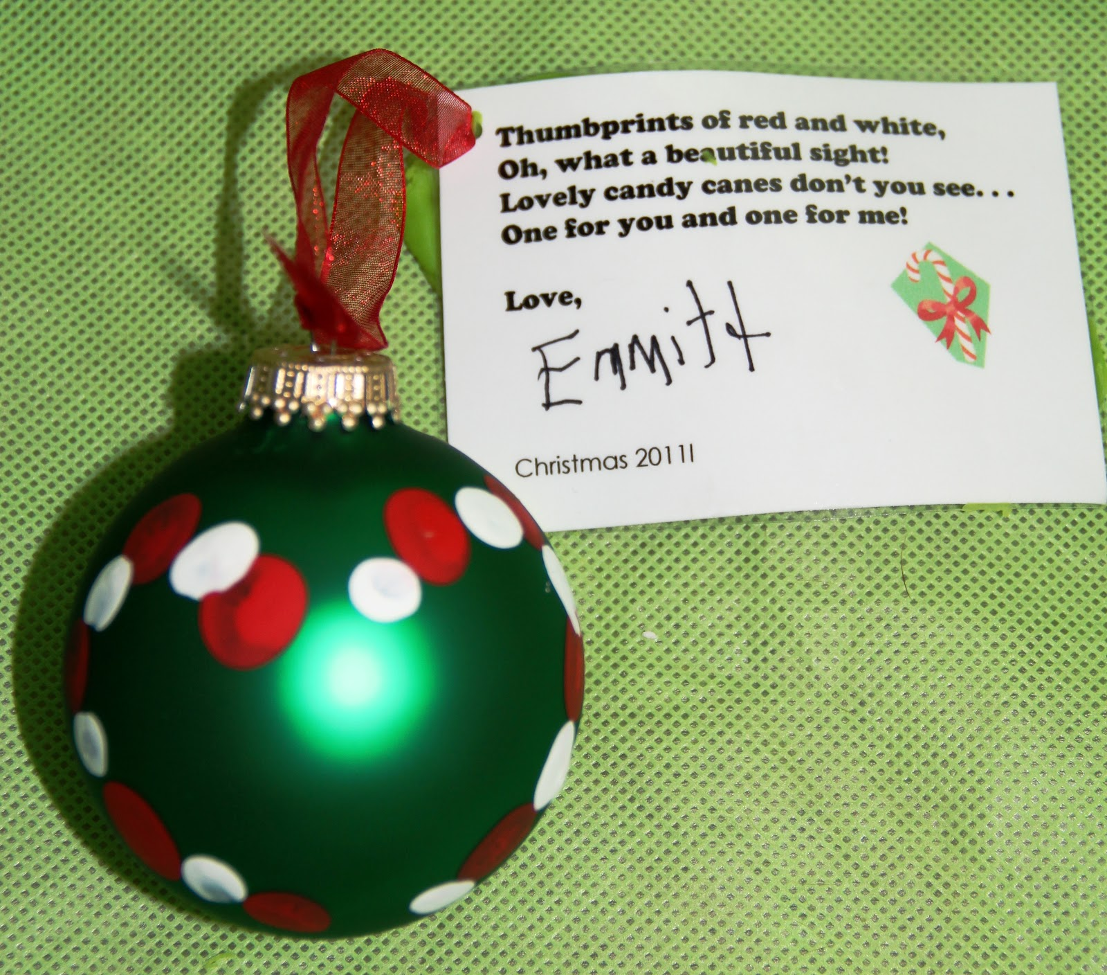 Considerate Classroom Early Childhood Special Education Edition Homemade Christmas Gift Ideas Perfect Pre K Parent Gift