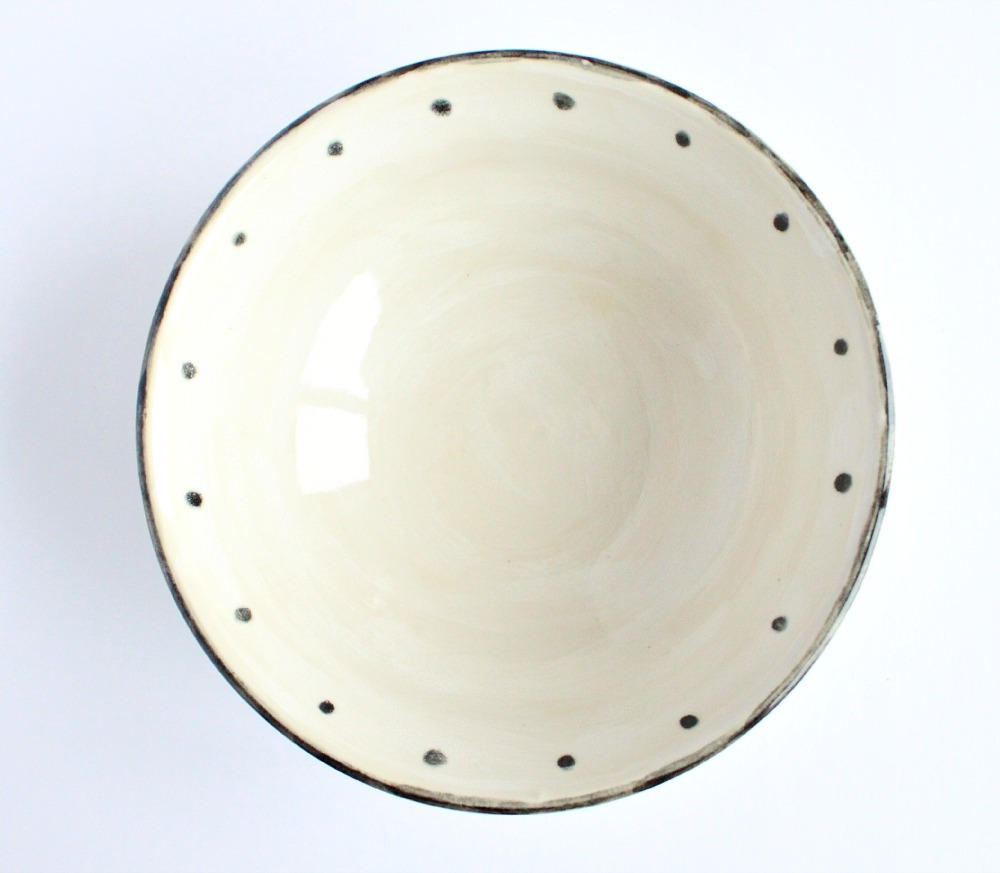 Paint Your Own Pottery Bowl