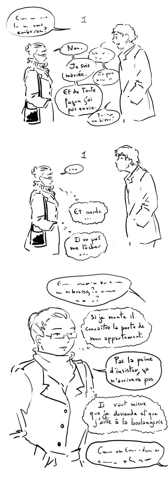 harcèlement quotidien