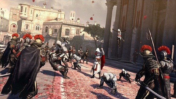 Assassins Creed Brotherhood Complete Edition MULTi13-ElAmigos