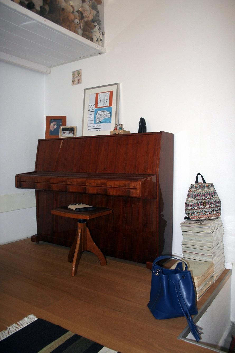 soppalco mezzanine pianoforte interni interior