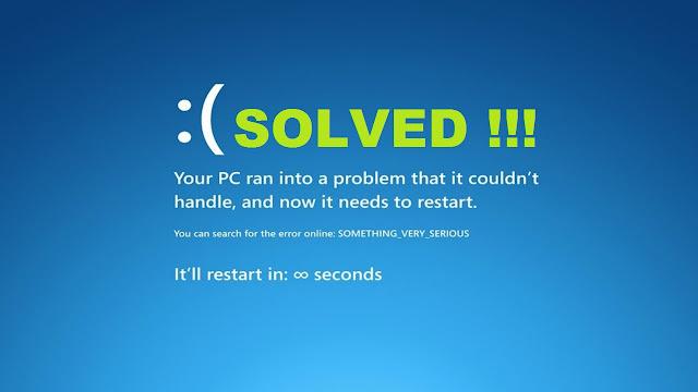 bahwa perusahaan Microsoft memperkenalkan  2 Fitur Windows 8 Ini Bisa Menyelesaikan Semua Error !