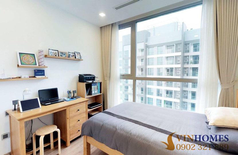 Cho thuê căn hộ 2PN Vinhomes Bình Thạnh - Park 1 - hinh 7