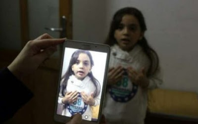 Mengenal lebih jauh siapa  Bana Alabed, bocah 7 tahun yang Surati Donald Trump